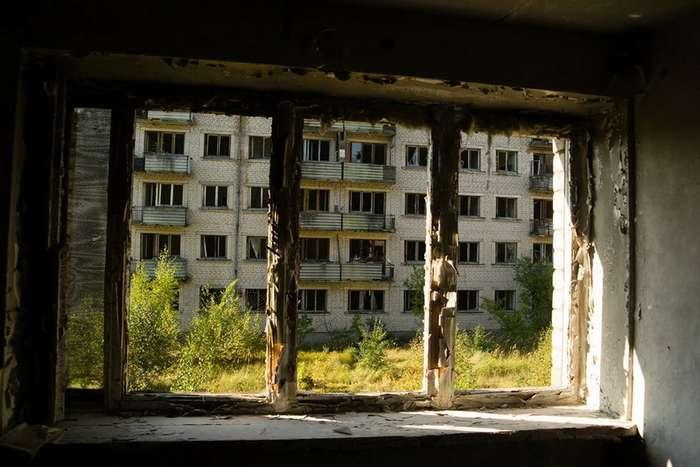 Город-призрак Скрунда-1