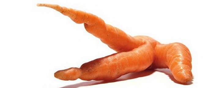 Забавные овощи-мутанты