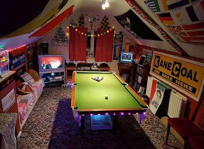 Мужчины, учитесь! Конкурс на лучшую комнату холостяка взорвал Британию