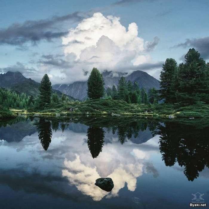 Удивительные снимки фотографа с дальтонизмом Килиана Шонбергера