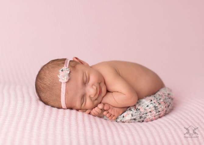 Бесценные улыбки малышей на прекрасных фото Сэнди Форд