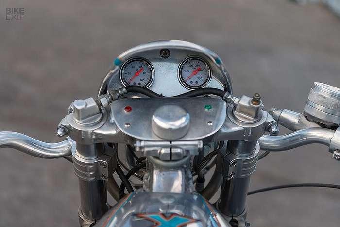 Rodsmith - кастом из мотоцикла Honda Gold Wing