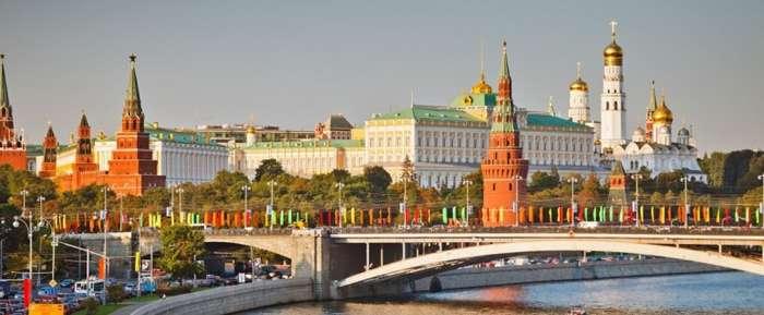 Московский Кремль изнутри