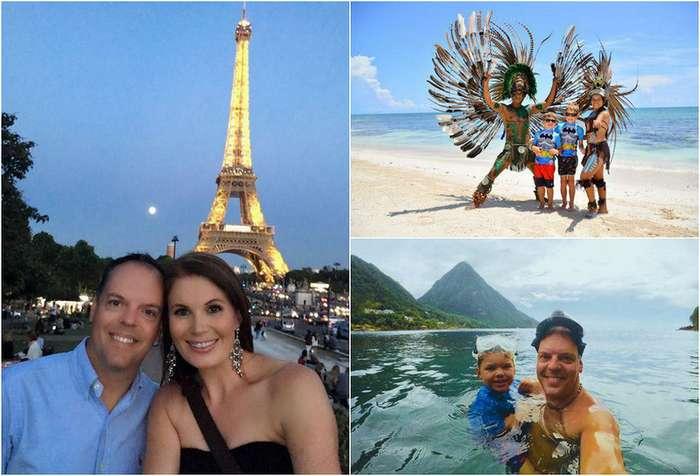 Жить нужно в кайф: пара с двумя детьми продала все имущество и отправилась в путешествие