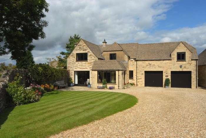 Этот невероятный загородный дом за 1.5 миллиона фунтов стерлингов имеет удивительное дополнение,