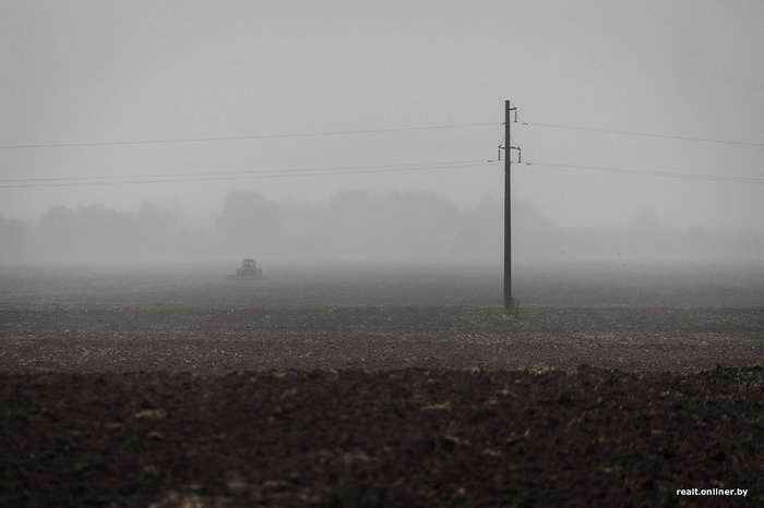 Это не Припять, а белорусский поселок Солнечный