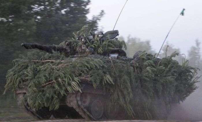 Маскировка военной техники
