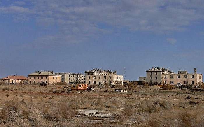 Аральск-7 — закрытый город-призрак, где испытывали биологическое оружие