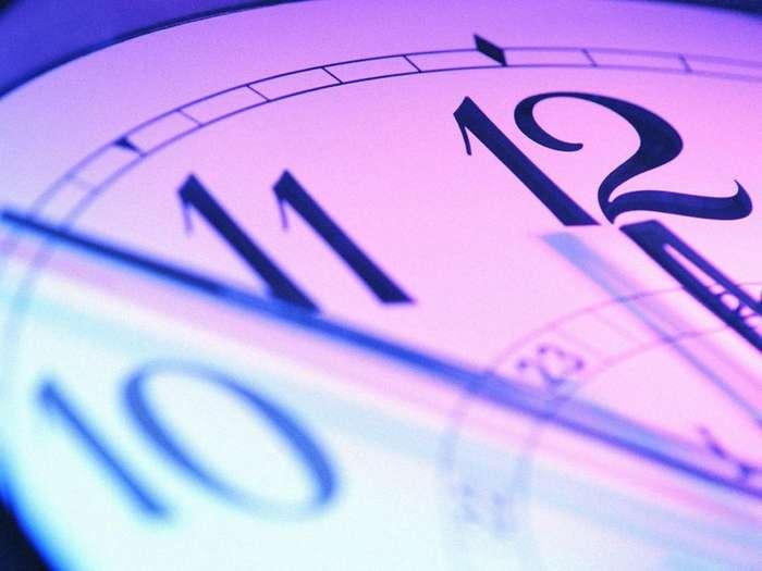Семь единиц времени, о которых вы не знали
