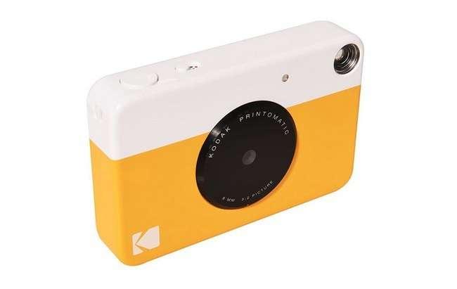 Kodak Printomatic — новая камера с функцией мгновенной печати снимков стоимостью $70
