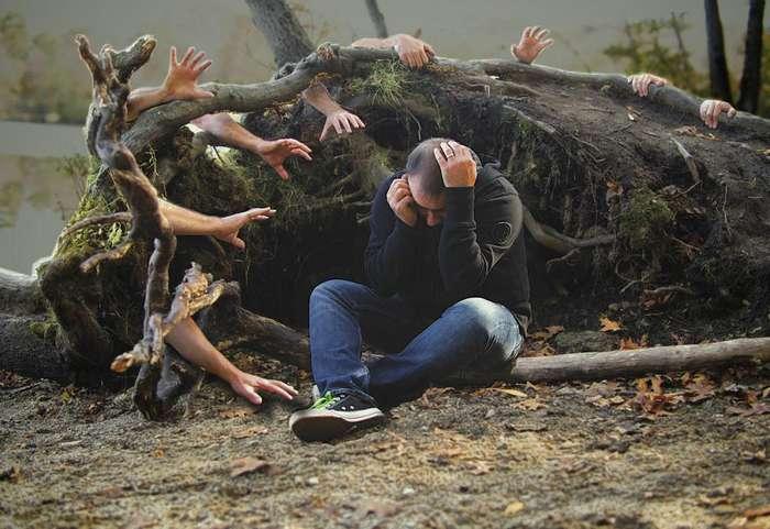 10 самых необычных фобий, которые способны превратить жизнь человека в кошмар