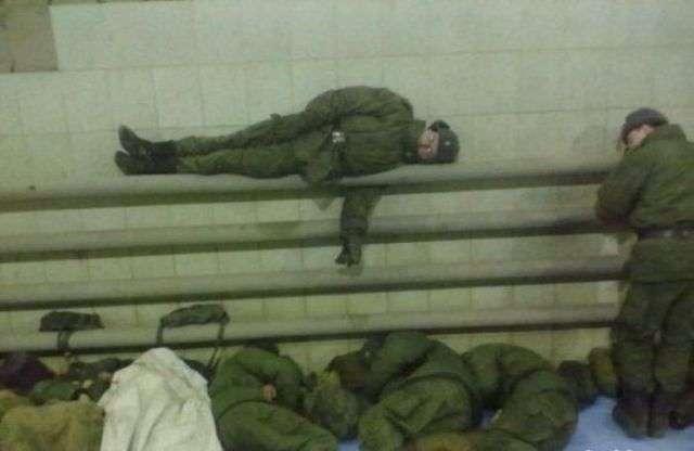 Армейские будни