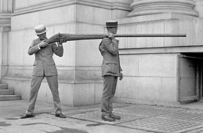 20 архивных фото, которые перевернут твое представление об истории на 180&186;.