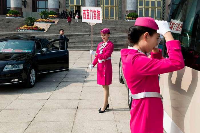 Интересные фото, сделанные в Китае