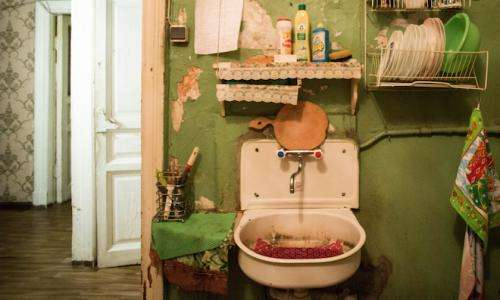 Для чего в СССР ванная и туалет были раздельными