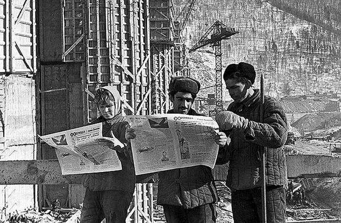 Знаковые фотографии Макса Альперта об истории СССР