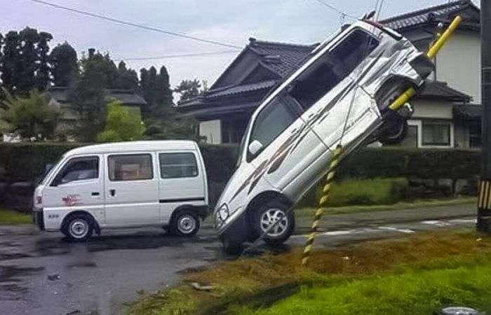 Аварии с неожиданными последствиями