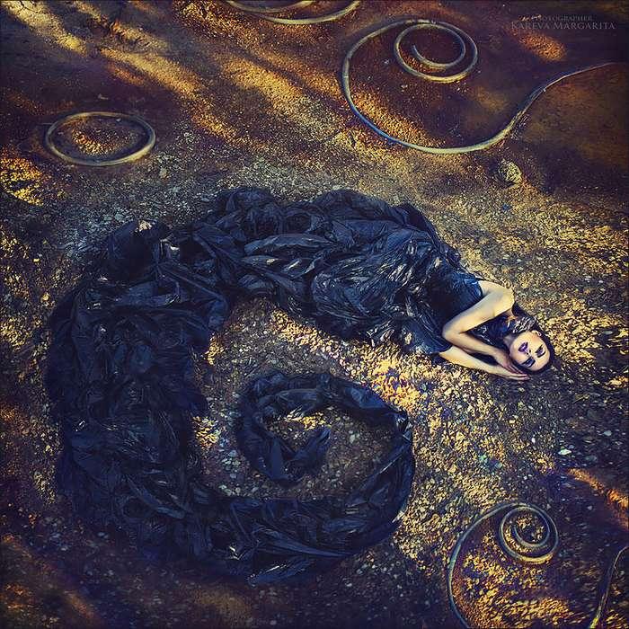 И сказка станет явью — удивительные фотографии Маргариты Каревой