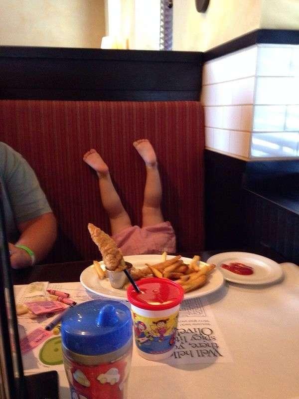 16 забавных фото-доказательств, что дети - воплощение хаоса