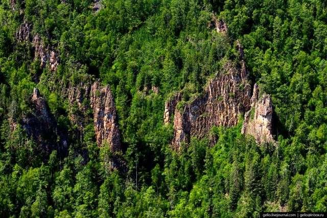 Тофалария - малоизвестный, но очень красивый регион в Иркутской области