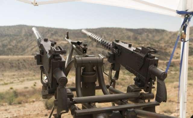Боевые стволы -простых американцев-