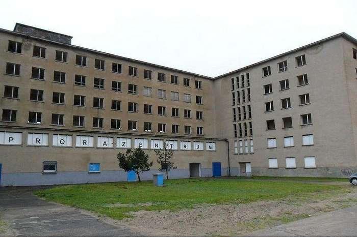 Нацистский отель, которым никогда не пользовались