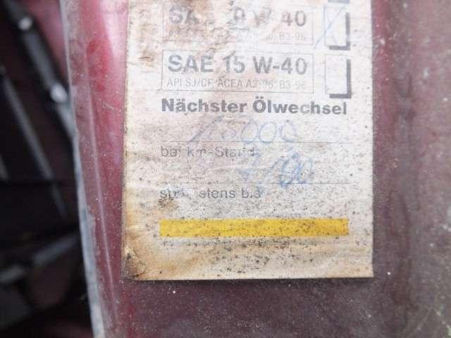 Opel Omega 1992 года с пробегом 705 км выставили на продажу