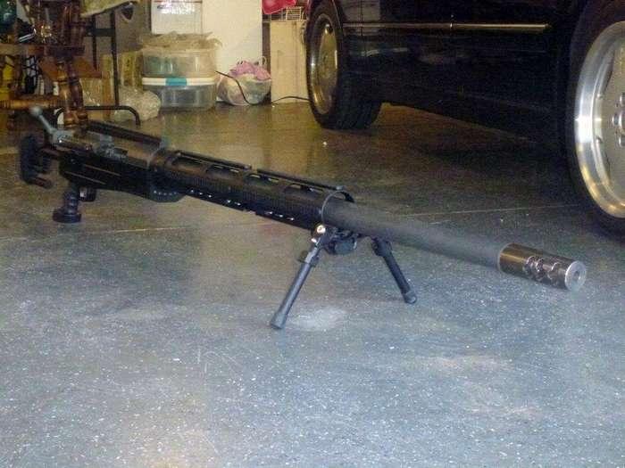 14.9-mm SOP - самая опасная винтовка в мире