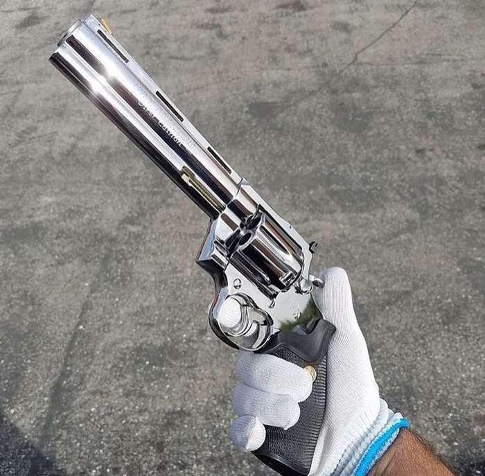 Шикарный огнестрел