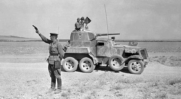 Персидский поход Сталина Неизвестная 4-дневная война