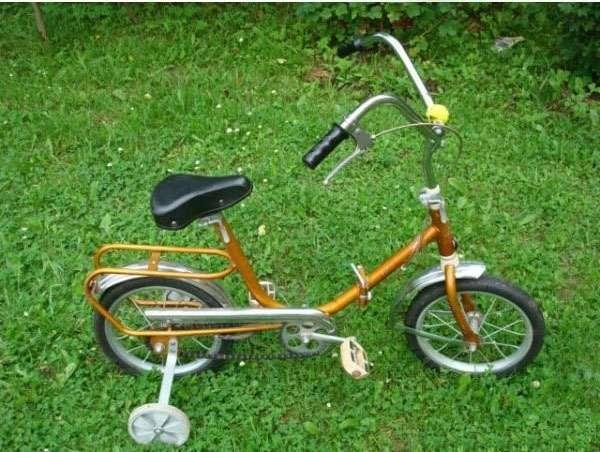 По волнам нашей памяти! Велосипеды нашего детства