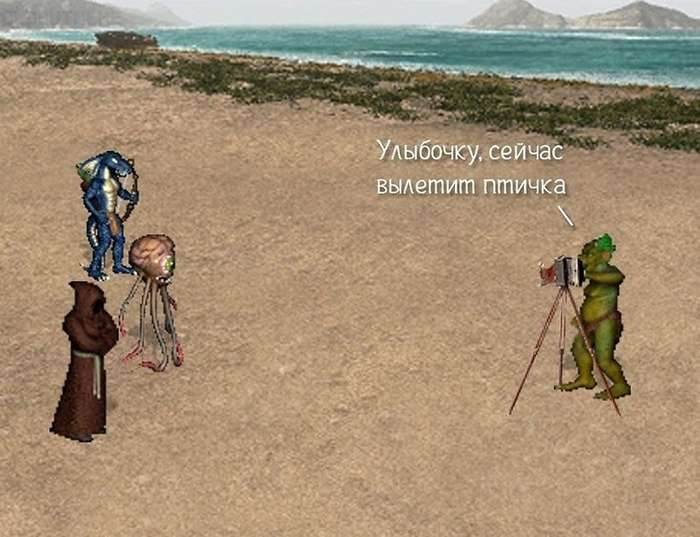 Немного юмора о -Heroes of Might and Magic III-