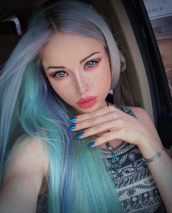 -Одесская Барби- Валерия Лукьянова (Аматуе) обновила имидж