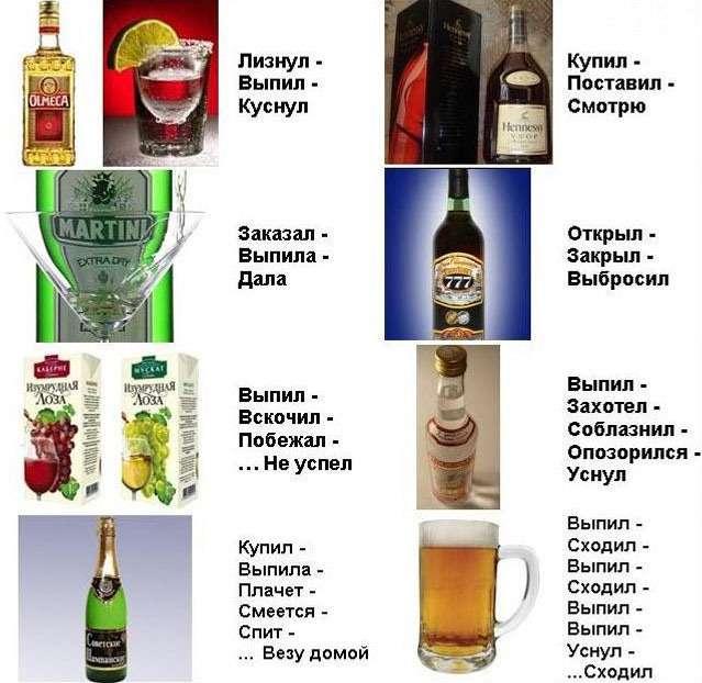 Алкогольный пост