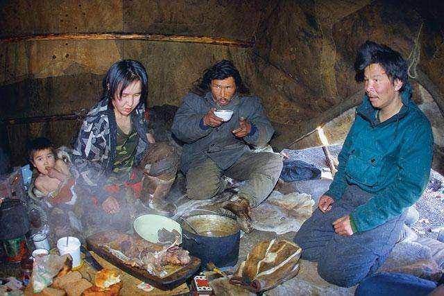 Кухня народов Севера - что едят чукчи