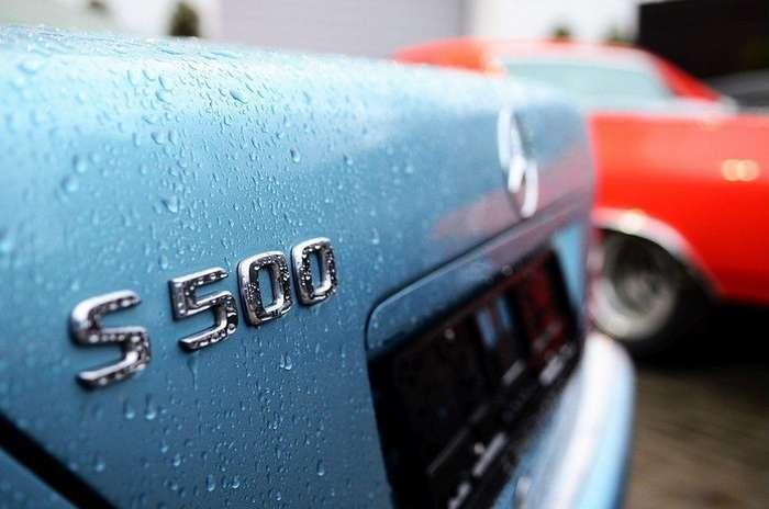 Mercedes-Benz W140 CL500 - НоГГаномобиль