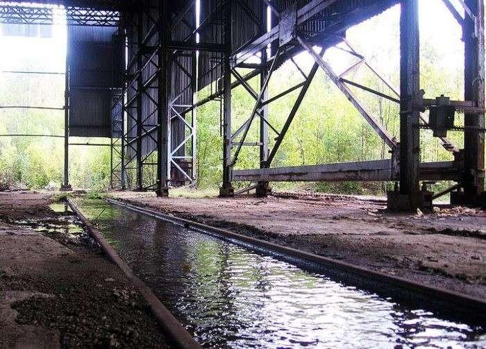 Секретный бункер Горбачева в белорусских лесах