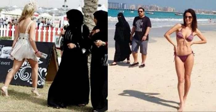 Никогда не пытайтесь проделать это в Дубае!