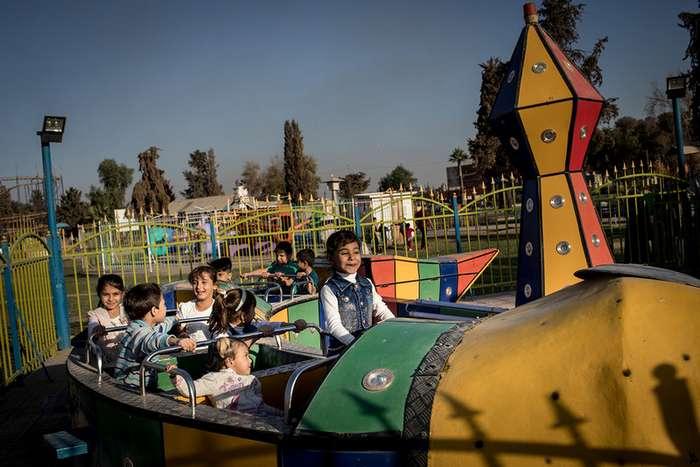 Жизнь возвращается в Мосул