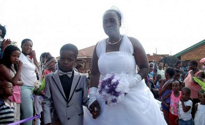 13 необычных свадебных обрядов в разных странах мира