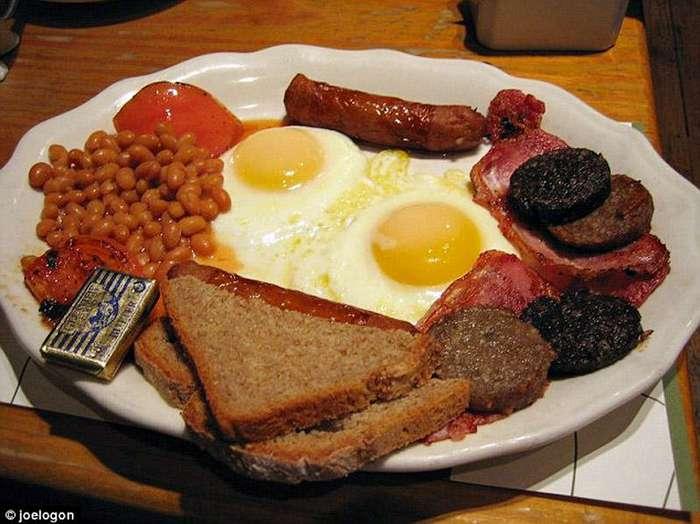 20 национальных завтраков со всего света