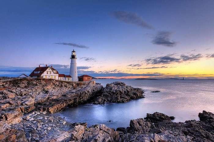50 самых потрясающих фотографий, представляющих 50 штатов Америки