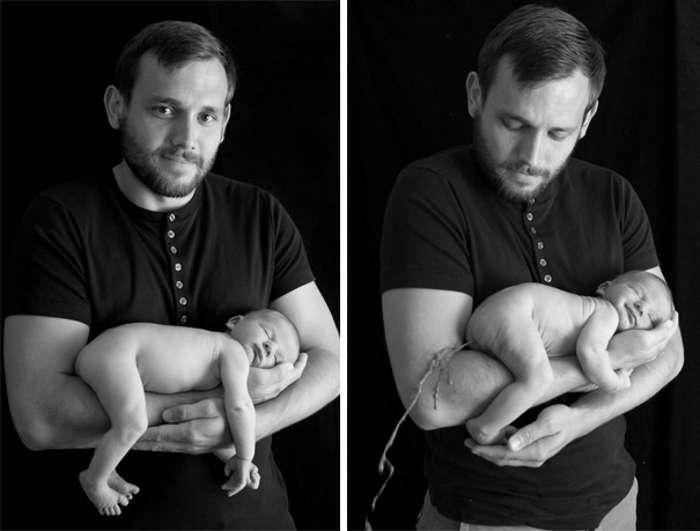 20 попыток взрослых сделать идеальные детские фото. 20 неудачных попыток…