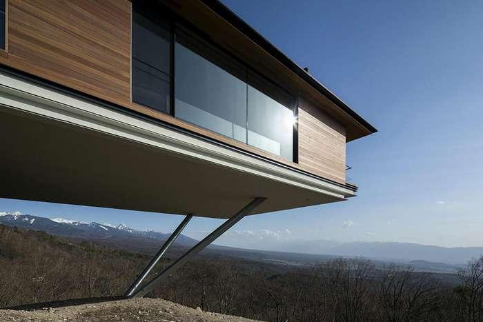 Дом в облаках от Kidosaki Architects Studio