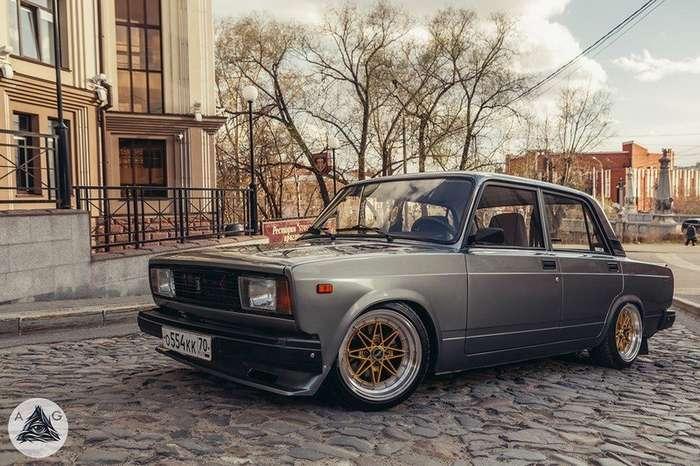 20 советских автомобилей с шикарным тюнингом