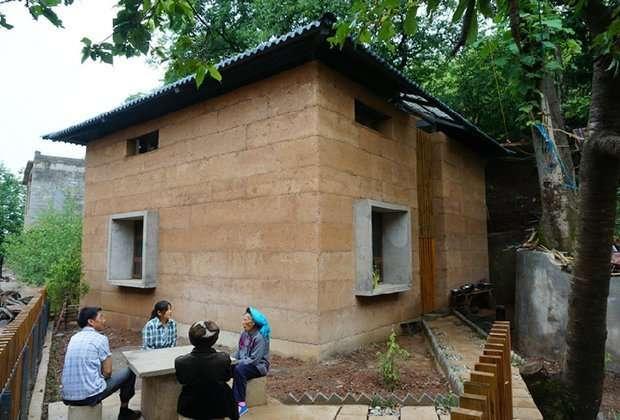 Хибара из китайской глубинки победила на крутом архитектурном конкурсе