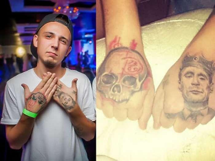 Самые необычные работы российских тату-мастеров