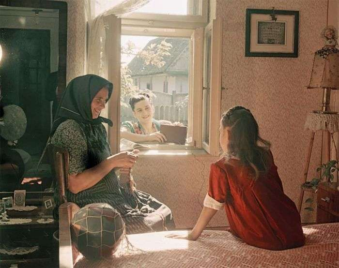 Ностальгические фото Семёна Фридлянда