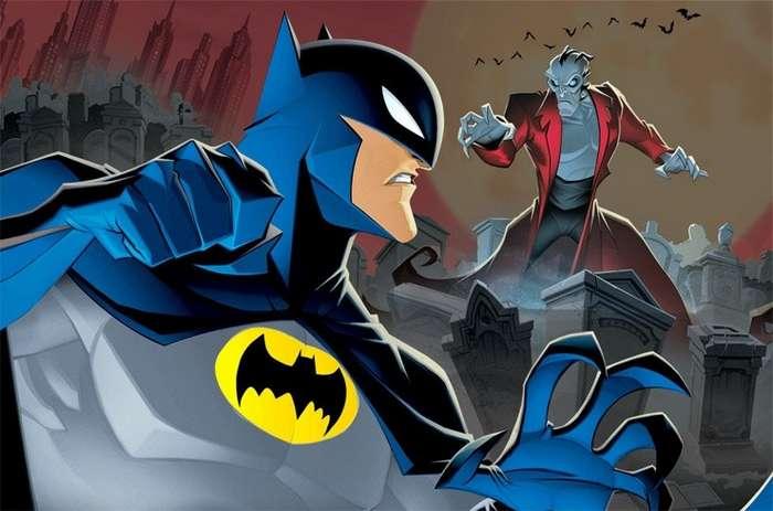 Интересные факты о Бэтмене
