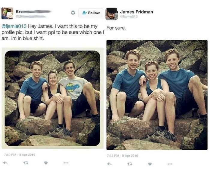 Отфотошопьте, пожалуйста: 16 работ самого известного фотошоп-тролля